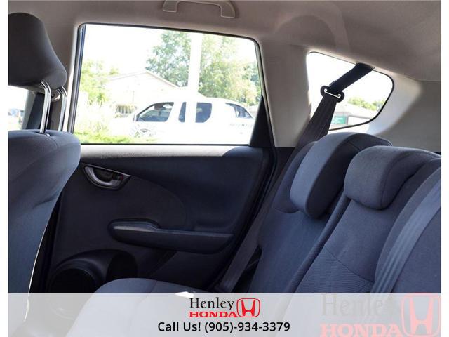 2014 Honda Fit LX (Stk: B0751) in St. Catharines - Image 11 of 11