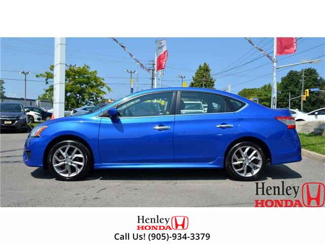 2013 Nissan Sentra 1.8 SV (Stk: B0756) in St. Catharines - Image 2 of 13