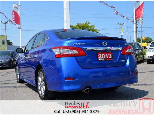 2013 Nissan Sentra 1.8 SV (Stk: B0756) in St. Catharines - Image 3 of 13