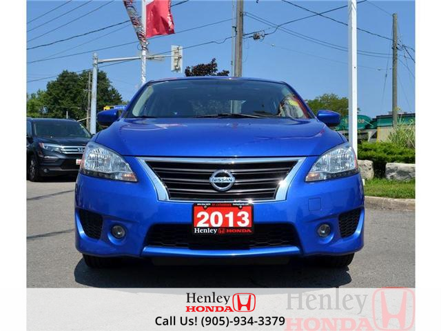 2013 Nissan Sentra 1.8 SV (Stk: B0756) in St. Catharines - Image 4 of 13
