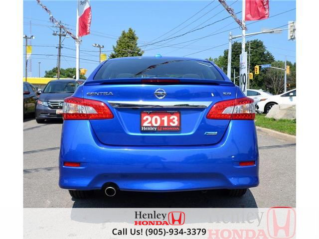 2013 Nissan Sentra 1.8 SV (Stk: B0756) in St. Catharines - Image 5 of 13