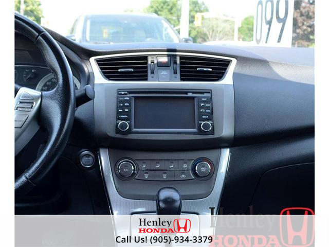 2013 Nissan Sentra 1.8 SV (Stk: B0756) in St. Catharines - Image 8 of 13