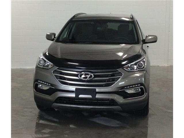 2017 Hyundai Santa Fe Sport 2.4 Base (Stk: V18333A) in Sault Ste. Marie - Image 1 of 11