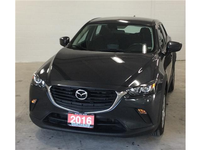 2016 Mazda CX-3 GX (Stk: M18083A) in Sault Ste. Marie - Image 1 of 5