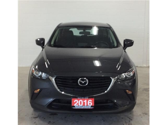 2016 Mazda CX-3 GX (Stk: M18083A) in Sault Ste. Marie - Image 2 of 5