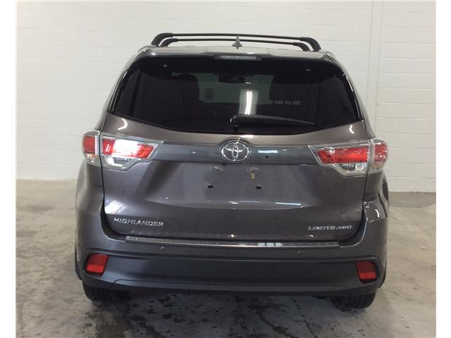 2016 Toyota Highlander Limited (Stk: P4951) in Sault Ste. Marie - Image 4 of 11