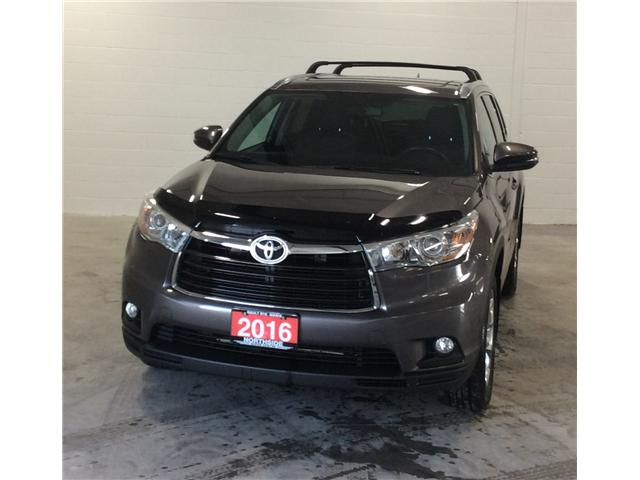 2016 Toyota Highlander Limited (Stk: P4951) in Sault Ste. Marie - Image 1 of 11