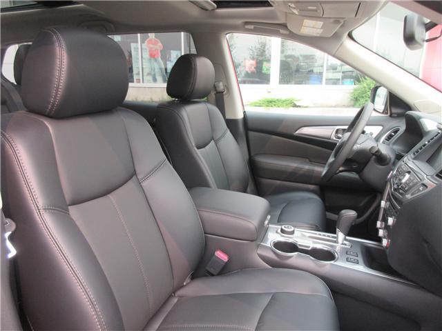 2018 Nissan Pathfinder SL Premium (Stk: 206) in Okotoks - Image 2 of 30