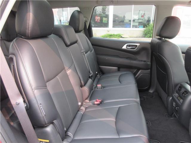 2018 Nissan Pathfinder SL Premium (Stk: 206) in Okotoks - Image 18 of 30
