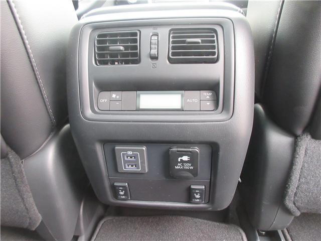 2018 Nissan Pathfinder SL Premium (Stk: 206) in Okotoks - Image 19 of 30