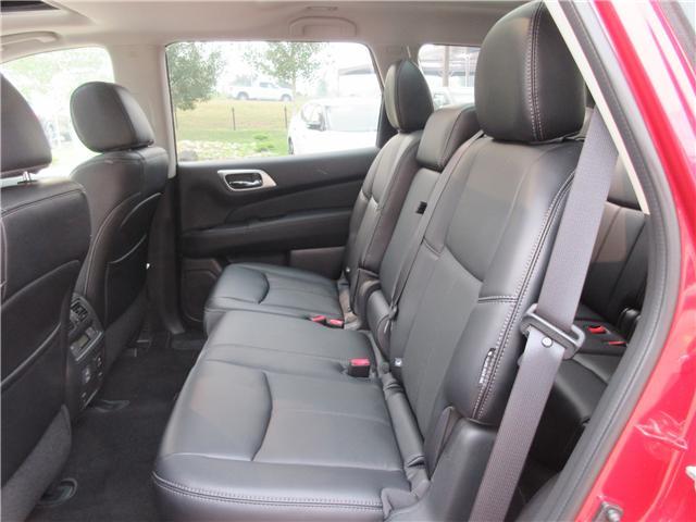 2018 Nissan Pathfinder SL Premium (Stk: 206) in Okotoks - Image 17 of 30