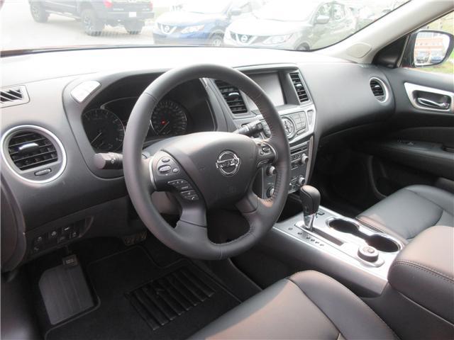 2018 Nissan Pathfinder SL Premium (Stk: 206) in Okotoks - Image 3 of 30