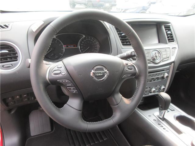 2018 Nissan Pathfinder SL Premium (Stk: 206) in Okotoks - Image 4 of 30