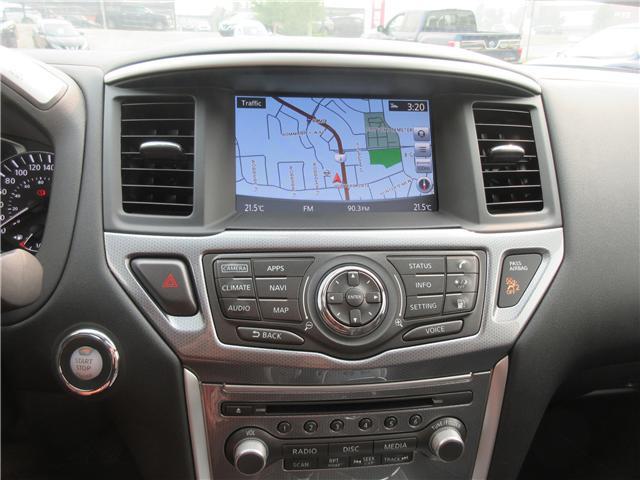 2018 Nissan Pathfinder SL Premium (Stk: 206) in Okotoks - Image 7 of 30
