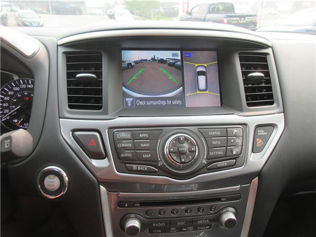 2018 Nissan Pathfinder SL Premium (Stk: 206) in Okotoks - Image 8 of 30
