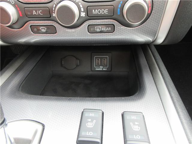 2018 Nissan Pathfinder SL Premium (Stk: 206) in Okotoks - Image 12 of 30