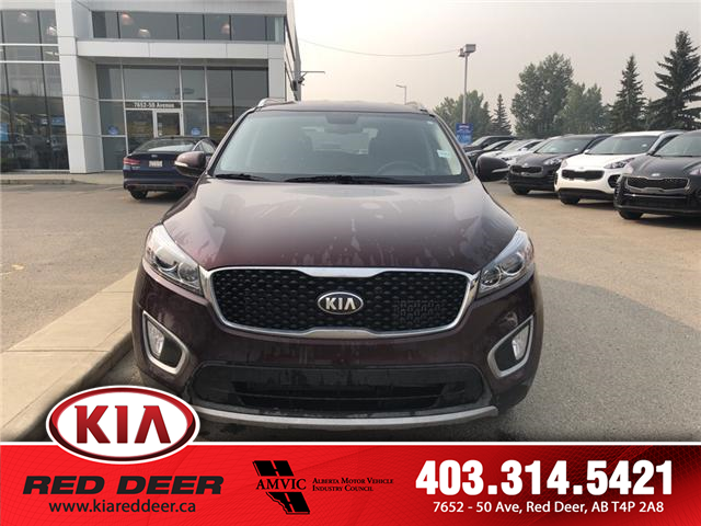 2018 Kia Sorento 2.0L EX (Stk: 9SR5089A) in Red Deer - Image 2 of 9
