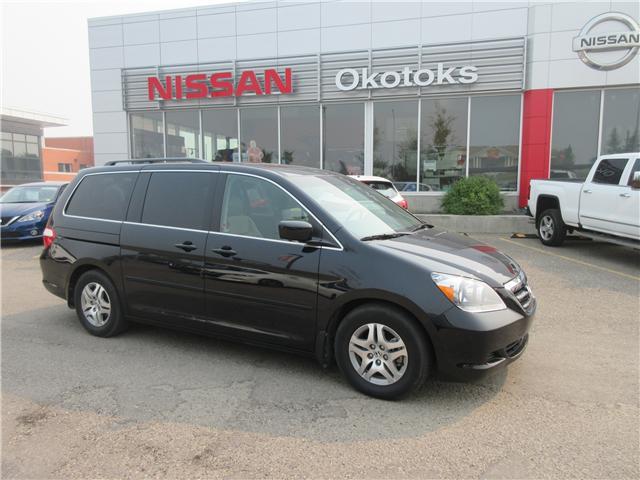 2005 Honda Odyssey EX-L (Stk: 7716) in Okotoks - Image 1 of 26