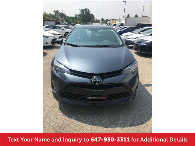 2019 Toyota Corolla CE (Stk: K3039) in Mississauga - Image 1 of 7