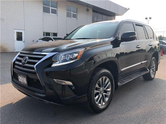 2016 Lexus GX 460 Base (Stk: 146052T) in Brampton - Image 1 of 17