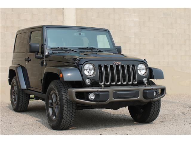 2016 Jeep Wrangler Sahara SiriusXM, MP3, bluetooth