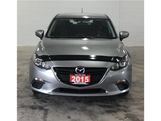2015 Mazda Mazda3 GS (Stk: MP0497) in Sault Ste. Marie - Image 2 of 13