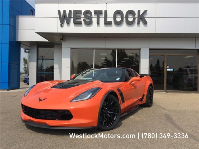 2019 Chevrolet Corvette Z06 (Stk: 19C4) in Westlock - Image 1 of 27