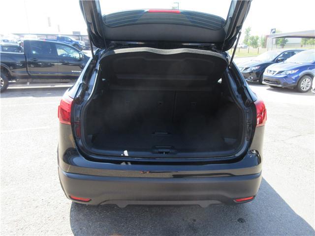 2018 Nissan Qashqai SV (Stk: 245) in Okotoks - Image 19 of 21