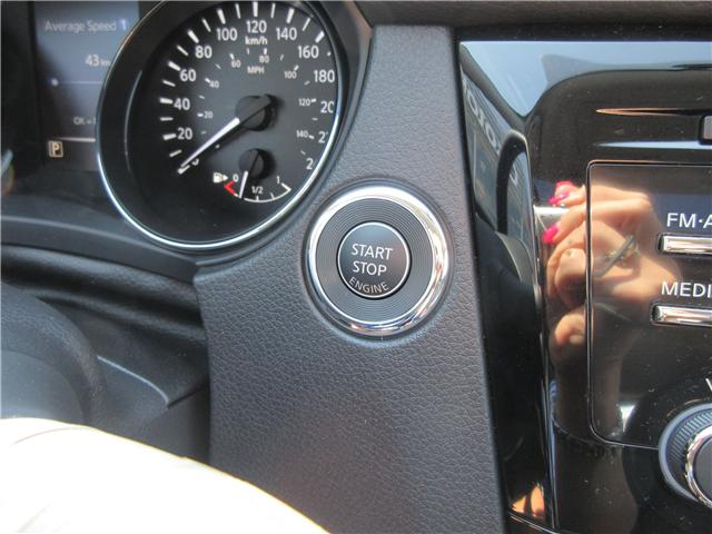 2018 Nissan Qashqai SV (Stk: 245) in Okotoks - Image 9 of 21