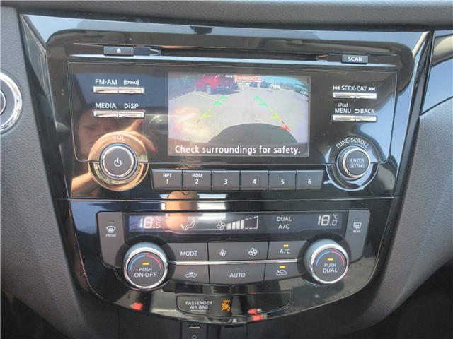 2018 Nissan Qashqai SV (Stk: 245) in Okotoks - Image 6 of 21