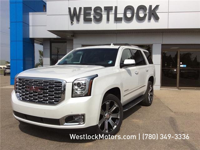 2019 GMC Yukon Denali (Stk: 19T11) in Westlock - Image 1 of 31