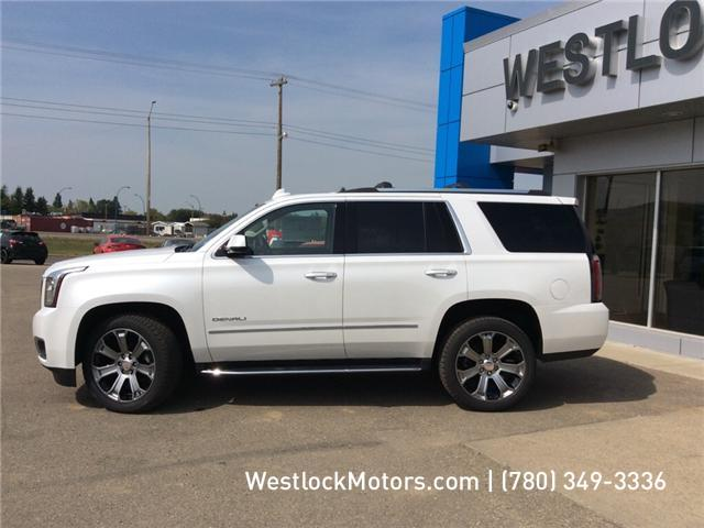 2019 GMC Yukon Denali (Stk: 19T11) in Westlock - Image 2 of 31