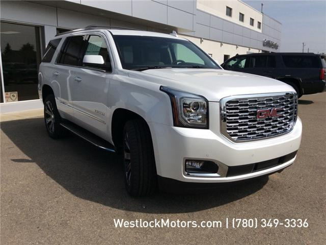 2019 GMC Yukon Denali (Stk: 19T11) in Westlock - Image 10 of 31