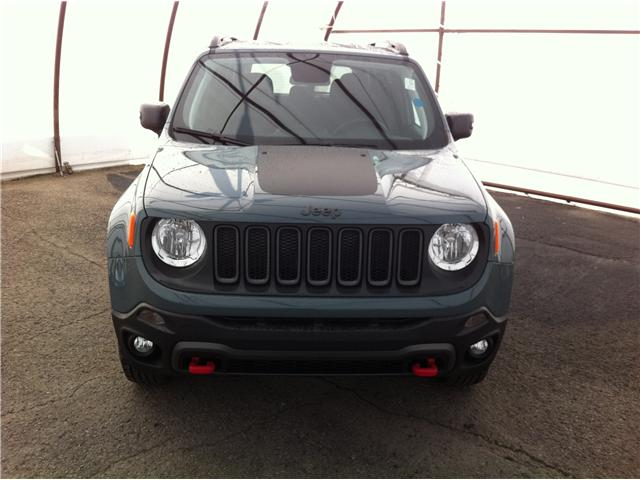 2018 Jeep Renegade Trailhawk (Stk: 180411) in Ottawa - Image 2 of 23