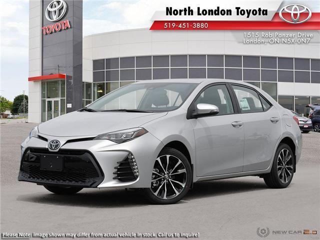 2019 Toyota Corolla SE (Stk: 219007) in London - Image 1 of 24