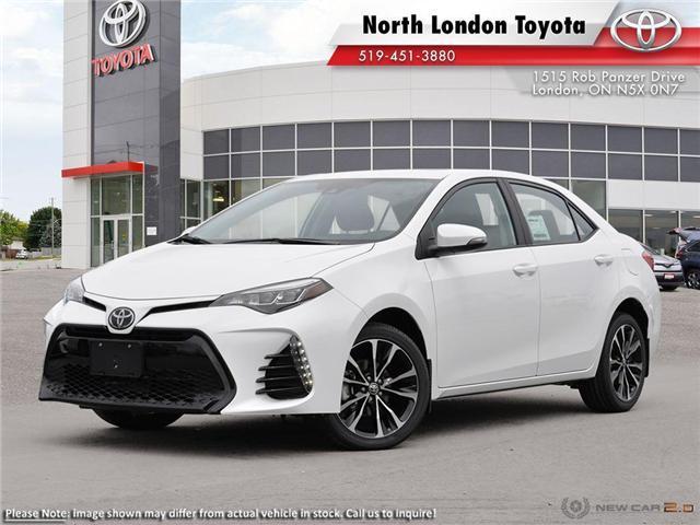 2019 Toyota Corolla SE (Stk: 219051) in London - Image 1 of 24