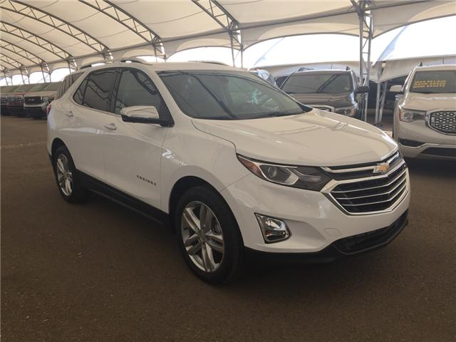 2019 Chevrolet Equinox Premier (Stk: 167185) in AIRDRIE - Image 1 of 23