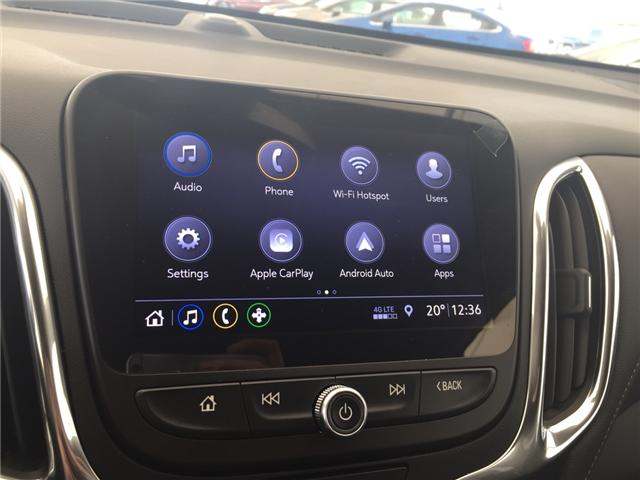 2019 Chevrolet Equinox Premier (Stk: 167185) in AIRDRIE - Image 20 of 23