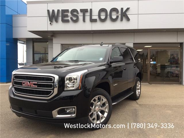 2019 GMC Yukon SLT (Stk: 19T10) in Westlock - Image 1 of 28