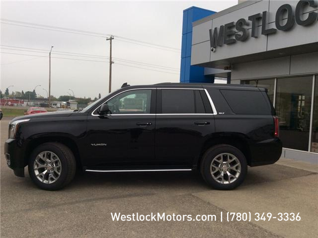 2019 GMC Yukon SLT (Stk: 19T10) in Westlock - Image 2 of 28