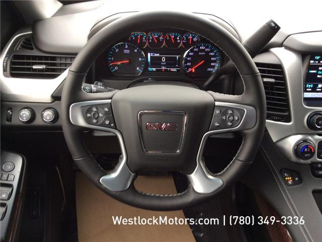 2019 GMC Yukon SLT (Stk: 19T10) in Westlock - Image 17 of 28