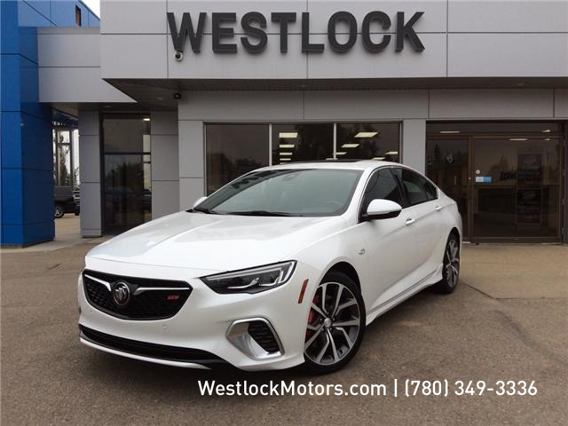 2018 Buick Regal Sportback GS (Stk: 18C10) in Westlock - Image 1 of 27