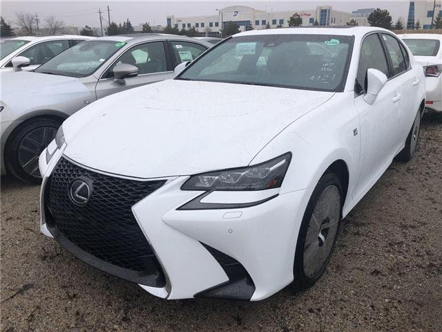 2018 Lexus GS 350 Premium (Stk: 9207) in Brampton - Image 1 of 5