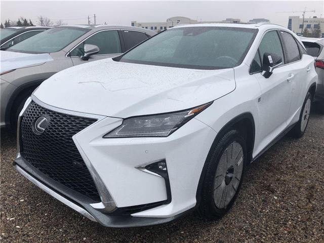 2018 Lexus RX 350 Base (Stk: 148047) in Brampton - Image 1 of 5