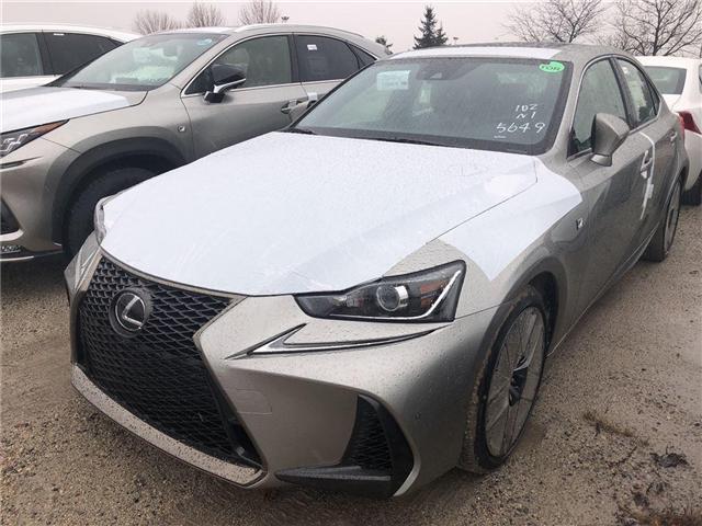 2018 Lexus IS 300 Base (Stk: 30170) in Brampton - Image 1 of 5