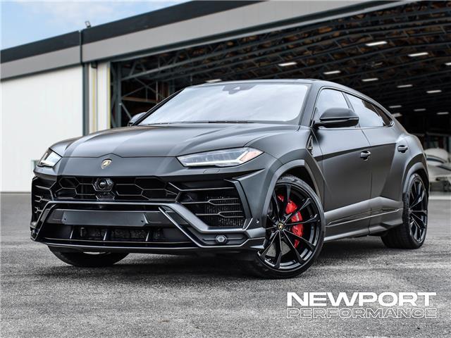 2019 Lamborghini Urus  (Stk: NP1040) in Hamilton, Ontario - Image 1 of 42