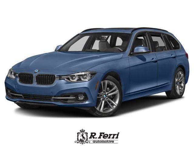 2019 BMW 330i xDrive Touring (Stk: 27451) in Woodbridge - Image 1 of 9