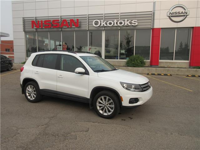 2015 Volkswagen Tiguan  (Stk: 7215) in Okotoks - Image 1 of 23