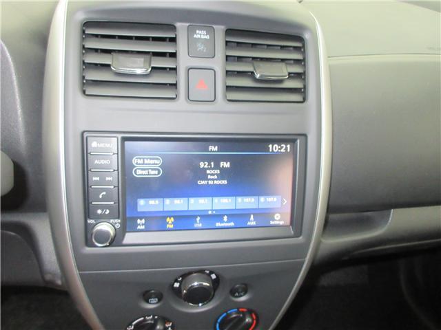 2018 Nissan Versa Note 1.6 S (Stk: 7662) in Okotoks - Image 8 of 24