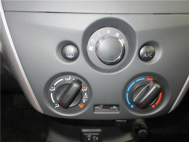 2018 Nissan Versa Note 1.6 S (Stk: 7662) in Okotoks - Image 13 of 24